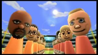 Wii Sports - Baseball: Matt VS. Fritz