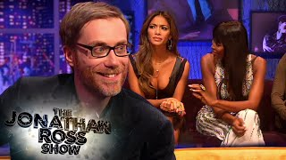 Stephen Merchant Hits On Naomi Campbell and Nicole Scherzinger | The Jonathan Ross Show
