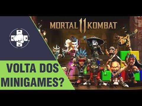 MORTAL KOMBAT 11: CHESS, MOTOR E PUZZLE KOMBAT IRÃO VOLTAR? thumbnail