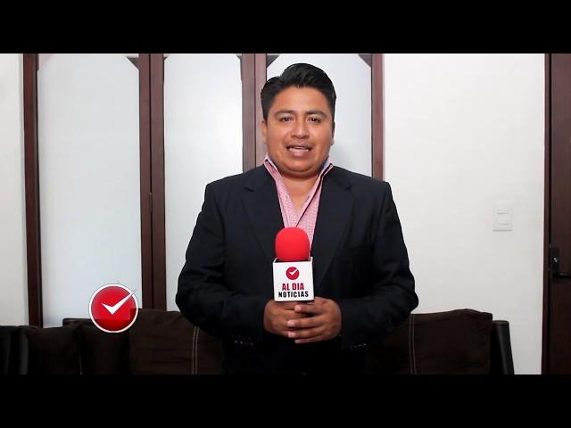 Al Día Noticias 15 de Octubre 2018