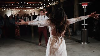 The Greatest Showman Epic Wedding First Dance