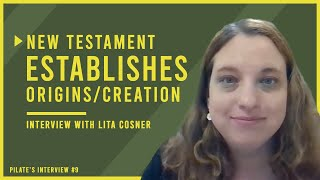 New Testament Scholar Explains ORIGINS In Less Than 20 MINUTES!: Interview with Lita Cosner from CMI
