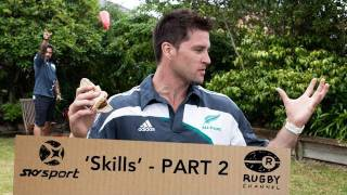 All Blacks Skills - Part 2 - Summer Skills