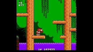 Big Nose the Caveman — Nintendo Game Walkthrough {NES} {HD 60 FPS}