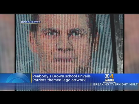 The Morning Rush with Travis Justice and Heather Burnside - MIND BLOWN: Lego Tom Brady Morphs Into Bill Belichick