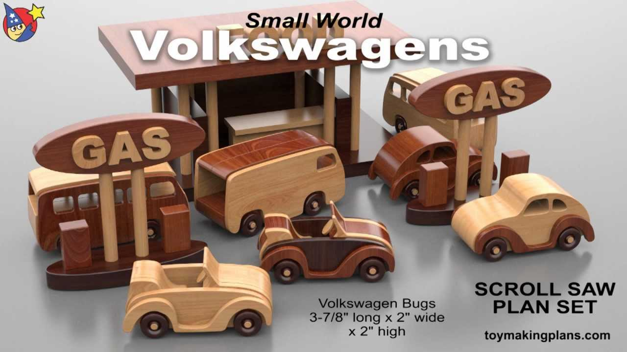 wood toy plans volkswagen bugs and buses youtube. Black Bedroom Furniture Sets. Home Design Ideas