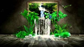 Classical Music Video Beautiful Visual The Flowing Springs in