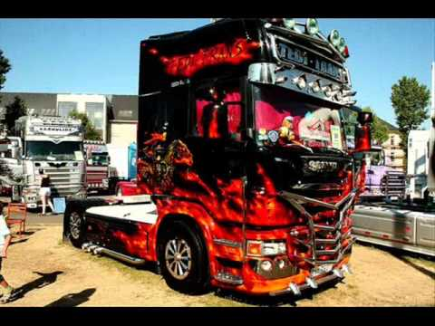 Truck Scania Tuning Youtube