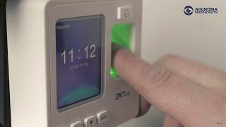 видео Системы контроля доступа | Секционные ворота | Подъёмные ворота | Гаражные ворота