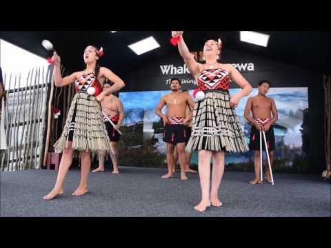Maori Poi song