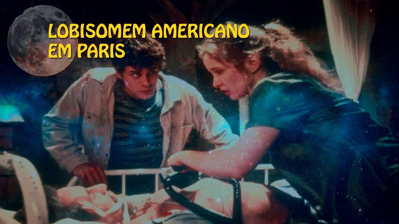 Um Lobisomem Americano Em Paris Duas Dublagens Dvd Televisao E