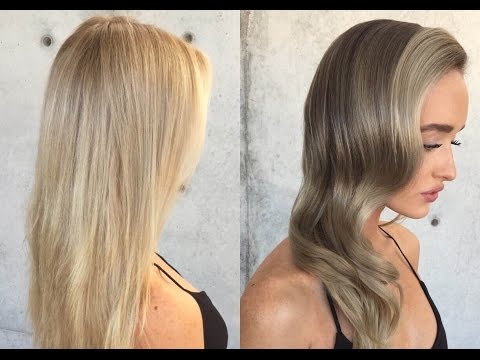 How to: Reverse Balayage