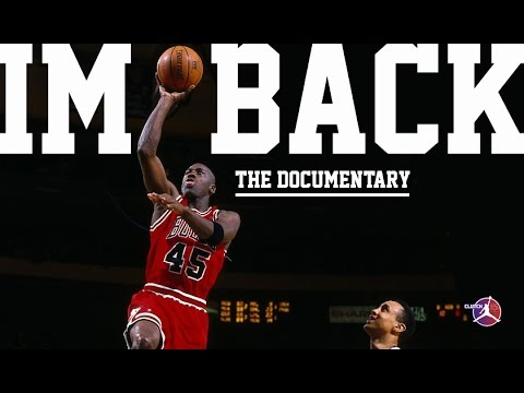 Mayor tolerancia Hermano  MICHAEL JORDAN IM BACK - YouTube