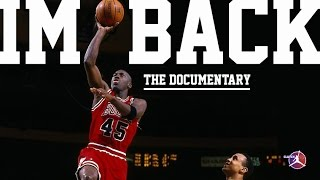 MICHAEL JORDAN IM BACK