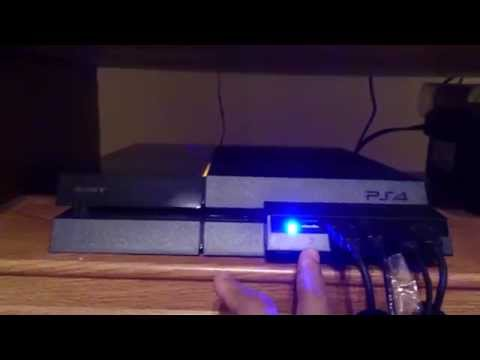 Unboxing 5-in-1 USB Hub for PS4