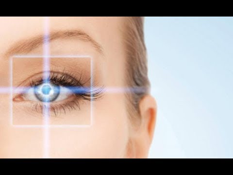عملية الليزك لتصحيح البصر
