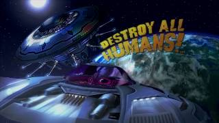 Destroy All Humans! -9- Alien Pool Party
