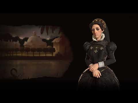 Civilization VI OST | France (Catherine de Medici) | Ancient Theme | Quand je bois du vin clairet