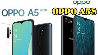 Oppo A5 VS Oppo A5s