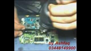 nokia 6300 charging ic changed without rebaling