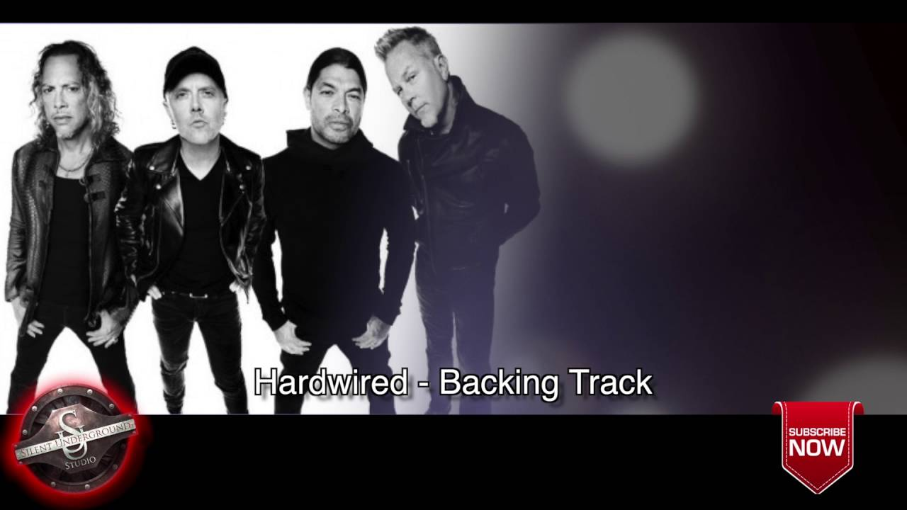 metallica hardwired gratuit