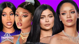Kylie Jenner threatened by Rihanna's skincare line? | Megan & Cardi confirm song | Tory Lanez update