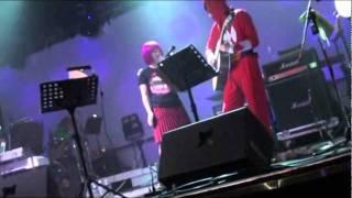 20111224 徐佳瑩-徐太太的葵斯麻詩演唱會-29.串場(紅戰士XD)
