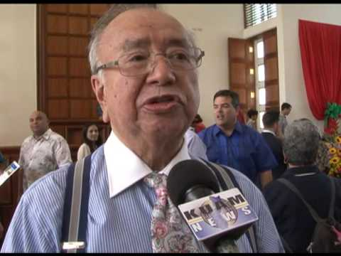 Guam Congress Building reopens after 27 years