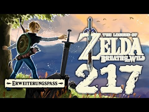 Let's Play Zelda Breath of the Wild [German][Blind][#217] - Die Rute sorgt für das Gute!