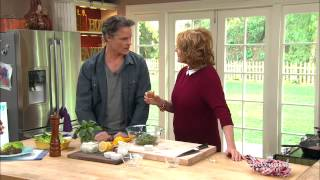 Hallmark Channel Home & Family 2083   Christina Cooks Char Grilled Steak With Green Olive, Caper, &