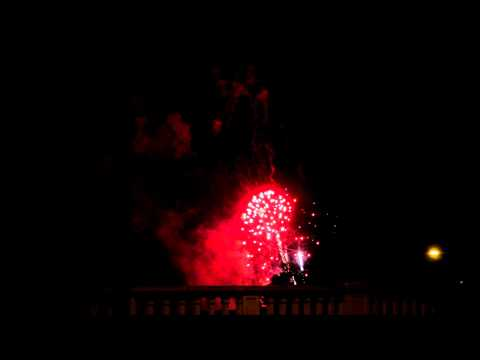 (4th Of July Fireworks) Albany, Oregon 2012 wmv..wmv