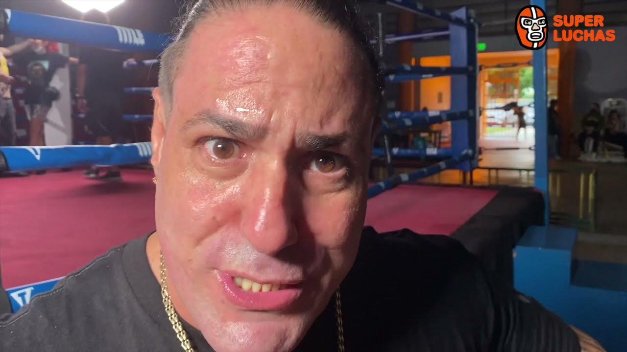 El Mesías Ricky Banderas del Ring al Mundo Urbano