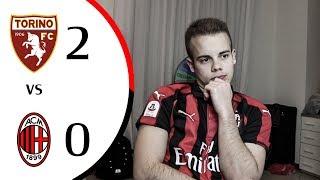 DOVE VOGLIAMO ANDARE? - TORINO 2-0 MILAN | COMMENTO POST PARTITA