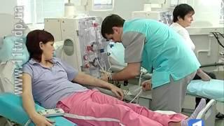 Обласна лікарня ім. Мечникова отримала сучасні апарати для гемодіалізу