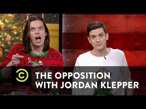 The Opposition w/ Jordan Klepper - The Globalist Attack on Christmas