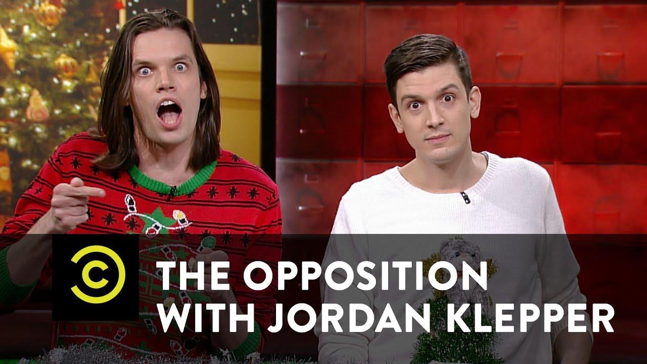 The Globalist Attack on Christmas - The Opposition w/ Jordan Klepper ...