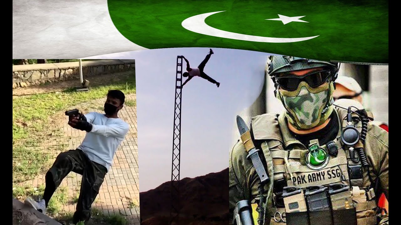 pakarmy ssg commando || top dangerous action in the world By Mazhar Khan
