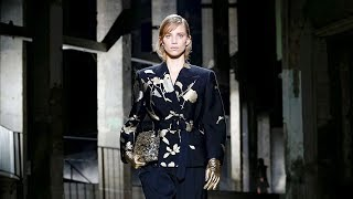 Dries Van Noten | Fall Winter 2019/2020 Full Fashion Show | Exclusive