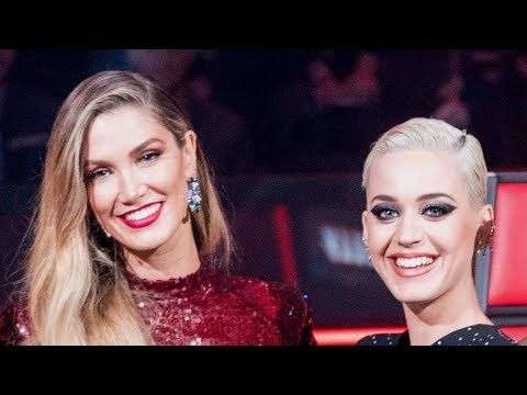 Delta Goodrem vs. Katy Perry - Chained To The Wings