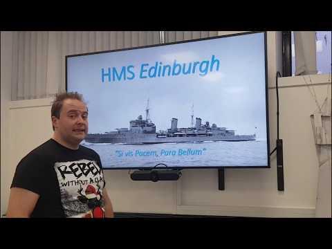 HMS Edinburgh - A Ship Profile