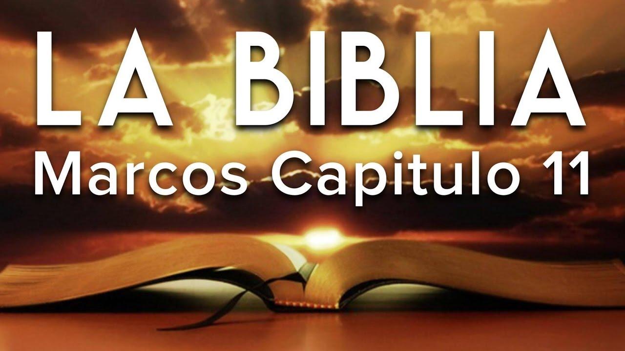 La Biblia Hablada   Libro de Marcos Capitulo 11 - YouTube