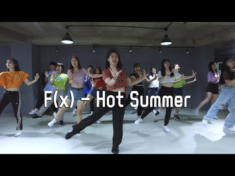 F(x) - Hot Summer choreography by SSOYOUNG