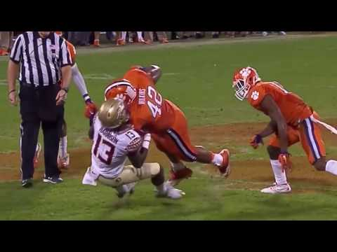"Clemson Football Highlight ""We Too Deep"""