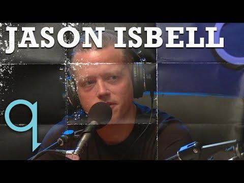 """Jason Isbell  - """"when it's music, it's like magic"""""""