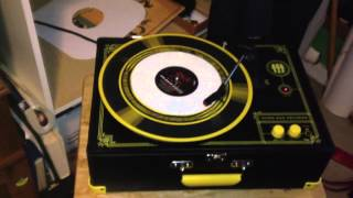 Third Man Records turntable by Crosley