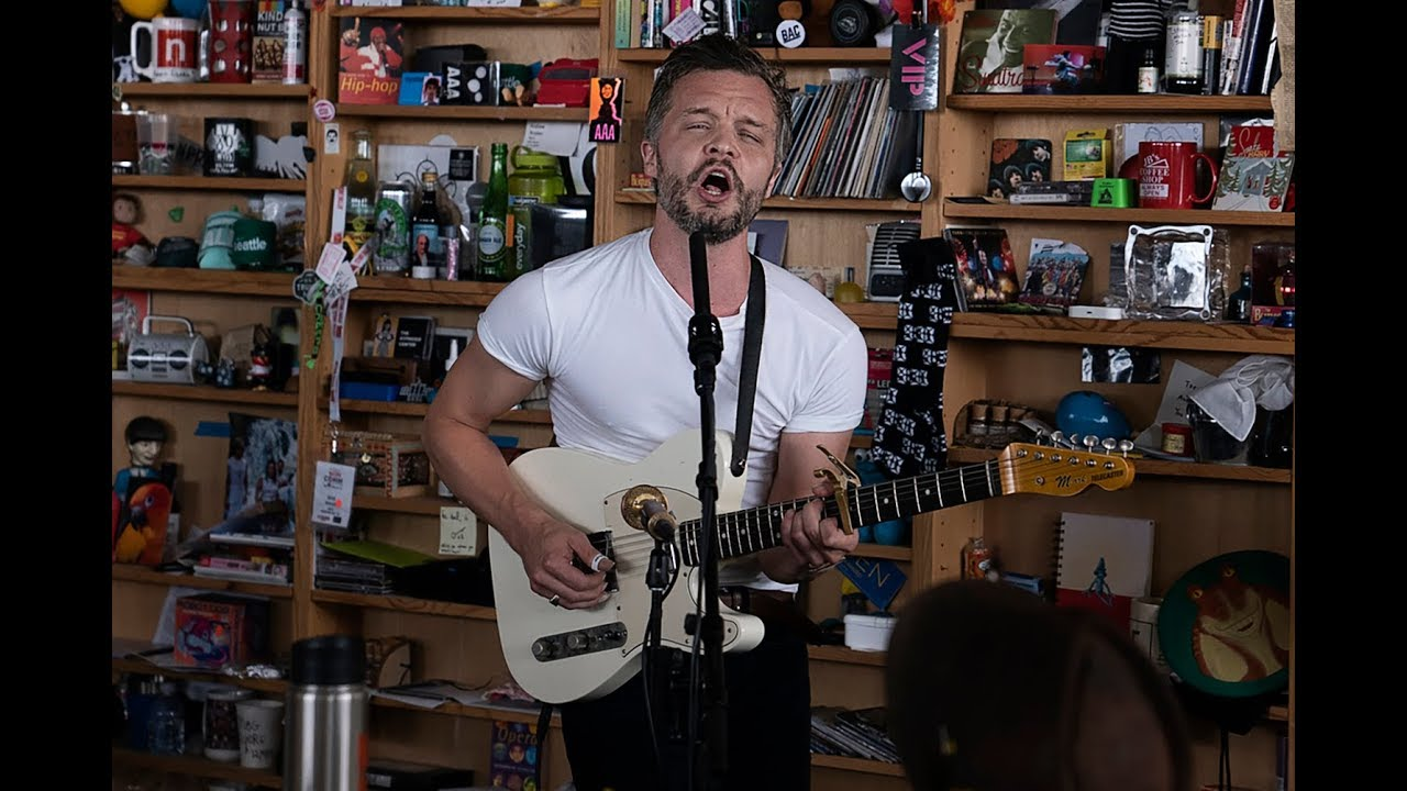 The Tallest Man On Earth: NPR Music Tiny Desk Concert (2019)