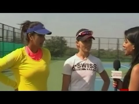 Sania Mirza is an excellent partner, says Cara Black
