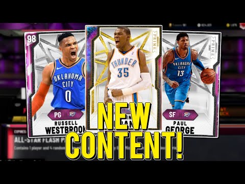 GALAXY OPAL KEVIN DURANT DROPPING TOMORROW??? PINK DIAMOND RUSSELL WESTBROOK??? (NBA 2K20 MYTEAM)