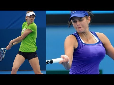 Julia Goerges vs Lucie Safarova QATAR 2018 BEST HD Highlights