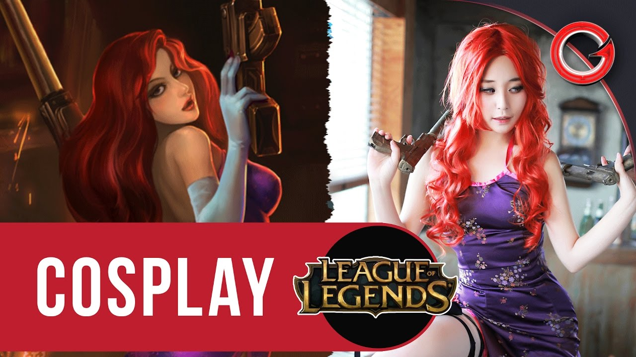 Suggest secret agent miss fortune cosplay